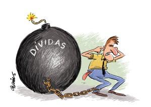 dívidas